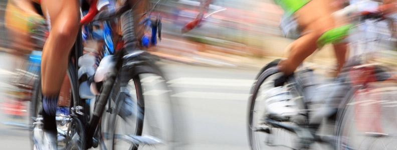 verano bicicleta