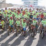 Seguridad en bicicleta para niños