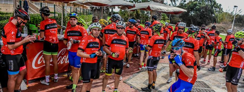 hidratacion en verano ciclismo